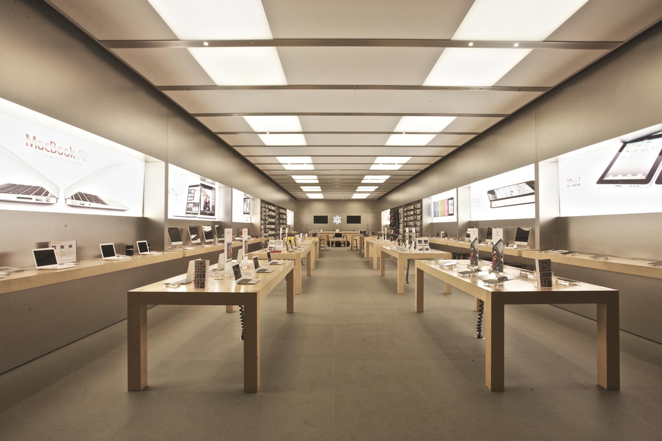 Nederland gaat van 2 naar 3 Apple Stores